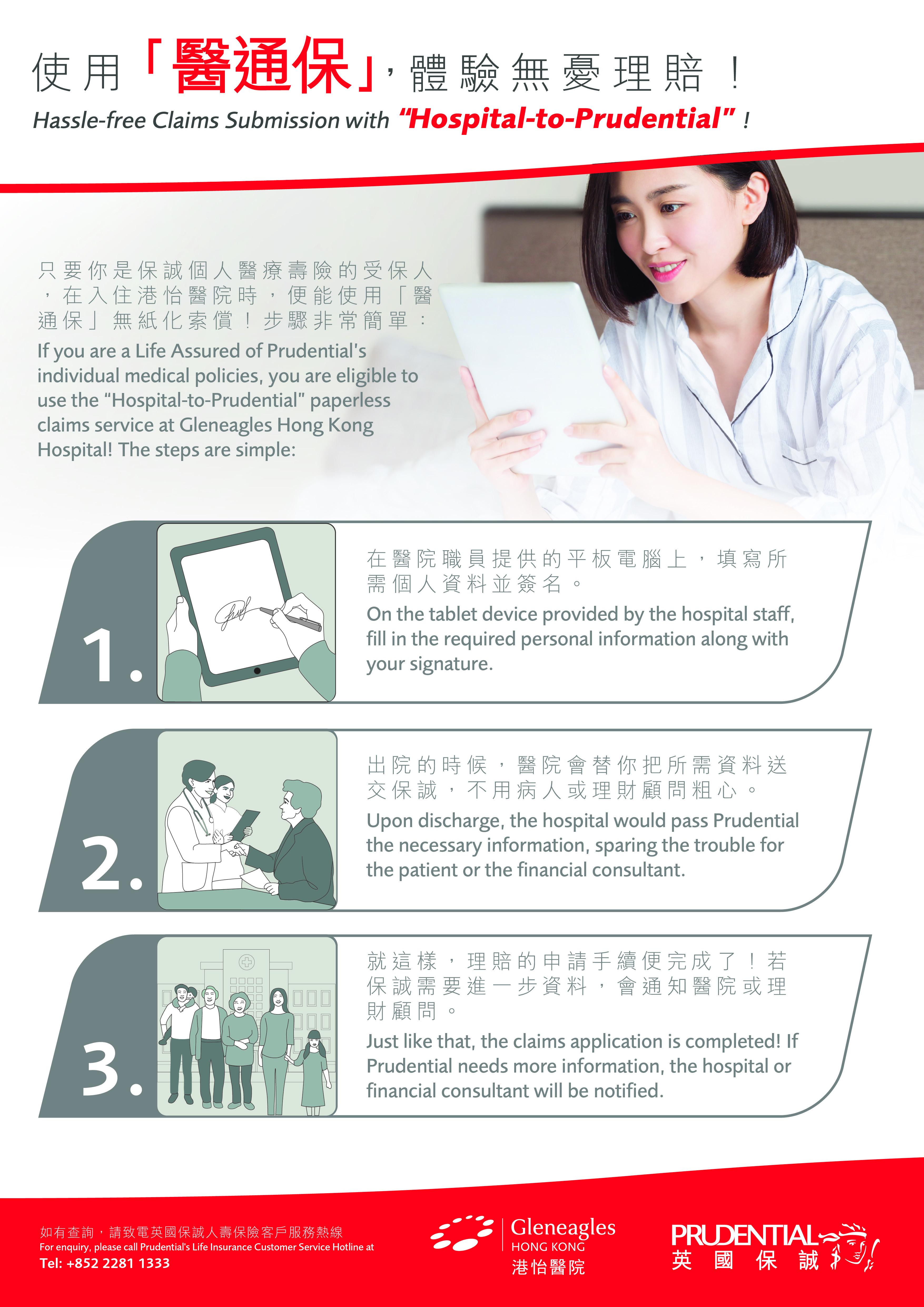 H2P instructions